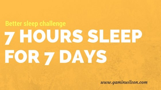 better-sleep-challenge