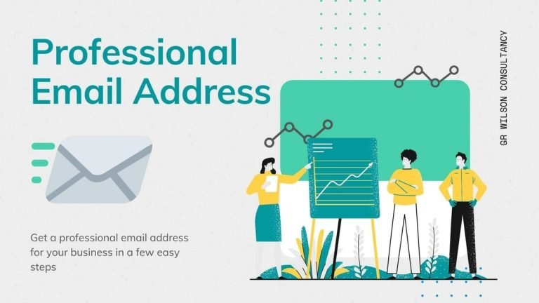 Could Your Email Address Cost You Business?