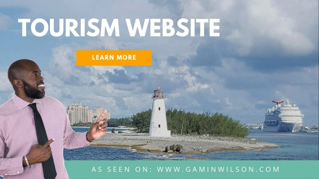 Bahamas Tourism Website
