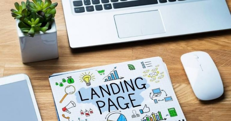 COVID 19 Popup & Curbside Landing Page